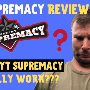 💲 YT Supremacy Review 💲 BONUS - Does YT Supremacy Really Work???