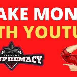 YT Supremacy Review - ⭐4.9/5⭐ How to make money with YouTube As An Affiliate