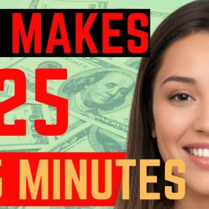 Make Money on Fiverr - She makes $125 making 5 minutes videos on Fiverr