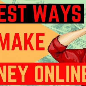 Make Money Online for Beginners - The 4 Best Ways to Make Money Online as a Beginner