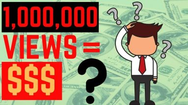 How Much Does YouTube Pay for 1 Million Views REAL EXAMPLES - How Much Do YouTubers Make