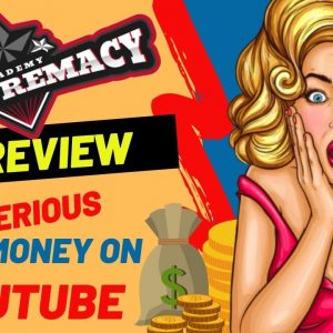 YT Supremacy Review - How to Make Money As An Affiliate with YouTube