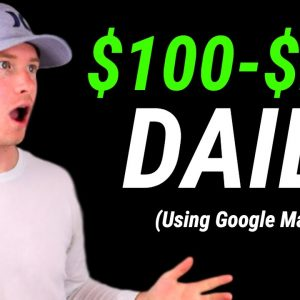 How To Make Money With Google Maps (The Lazy Way)