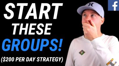 How To Make Thousands Using Facebook Groups in 2020!