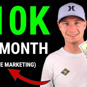 My $10k/mo Affiliate Marketing Strategy You Can Steal For FREE