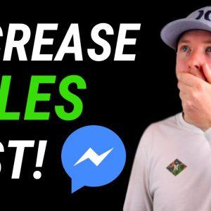 Messenger Bots: 3 Steps To Make More Sales With Messenger Bots FAST | Tutorial