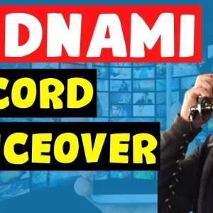 Vidnami Demo Tutorial 😍 How to Record Your Own Voice Inside Vidnami Video Creation Software