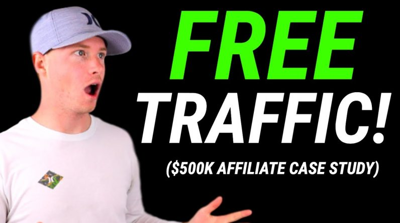 How To Make Thousands Using Free Traffic for Affiliate Marketing (2021)