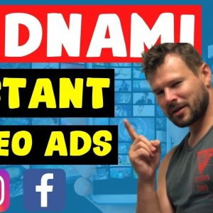 Vidnami Instant Video Ads - How to Create Video Ads for Facebook Easily