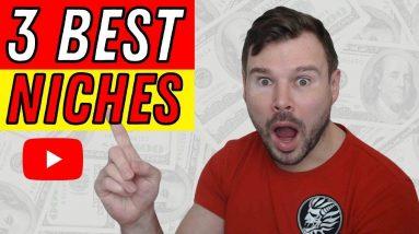 YouTube Affiliate Marketing For Beginners - 3 Best Niches for YouTube Affiliate Marketing 2021