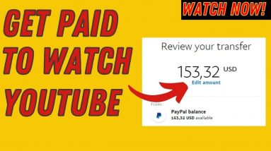 Make Money Online Watching YouTube Videos - [Real or Not???]