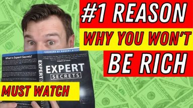 Affiliate Marketing Success - #1 Reason Why You Won't Be Rich with Affiliate Marketing