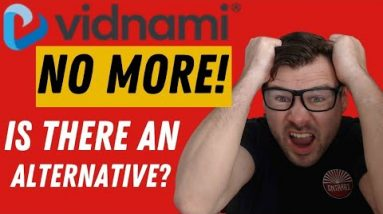 Vidnami Sold to GoDaddy - Is There Vidnami Alternative?